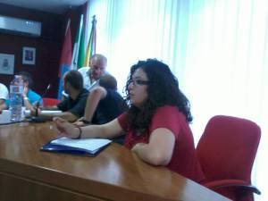 Valentina Speciale, consigliera comunale di Cambiamo Partinico