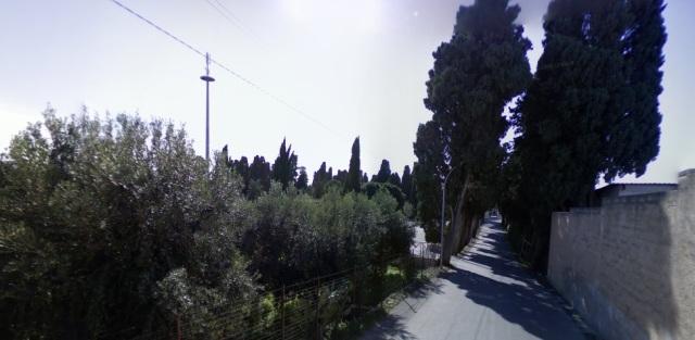 antenna cimitero