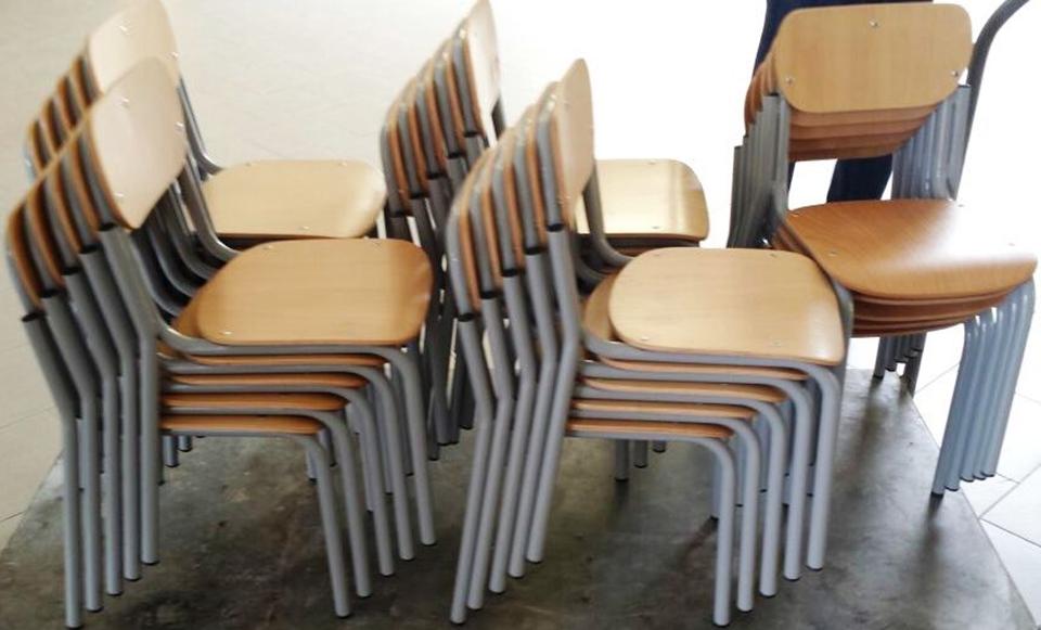 Arredi scolastici un emergenza divenuta normalita for Arredi scolastici